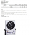 Máy thổi ionizing Air Blower Model:SL-001